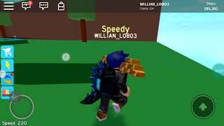 Speed city no ROBLOX 253 DE SPEED!
