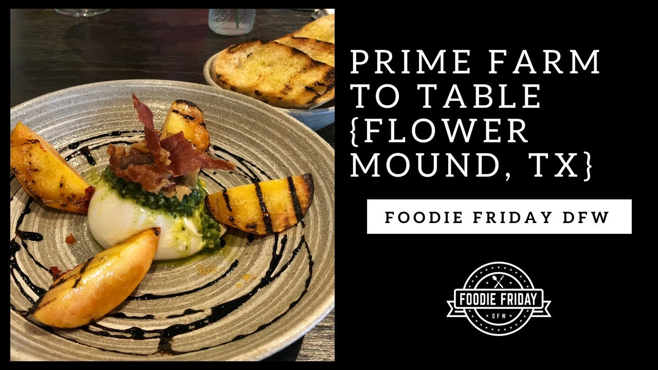 Catching Up With Prime Farm To Table