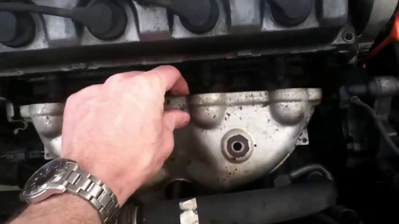1999 civic exhaust manifold
