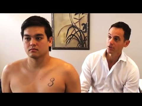 Dr Ian - Athlete receives LIFE CHANGING CHIROPRACTIC ADJUSTMENT