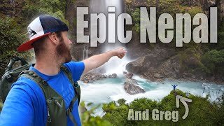 Waterfall Photography and Other Epic Stuff in Nepal
