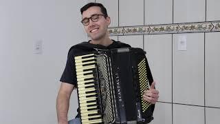 "Felipinho do Acordeon toca ""Chorosa"" (Alberto Calçada)."