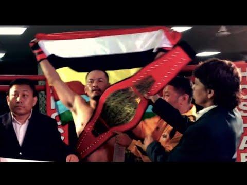 Manipur MMA Fight at Delhi KNOCKOUT HOSHARAFU / Tv 27
