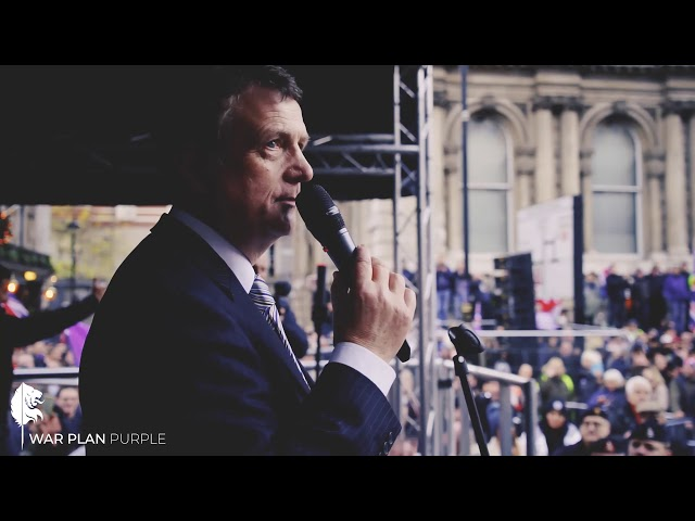 Gerard Batten's Speech at the Brexit Betrayal March - Part 2