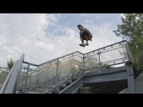 Parkour and Freerunning 2018 - Freedom of Movement