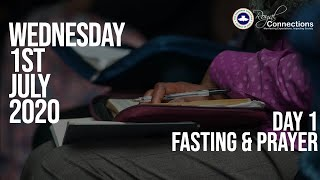 """Day 1    """"Arise, O Jehovah Sabaoth"""" Fasting and Prayer"""