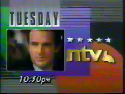 CJON (NTV) May 21, 1991 Promos