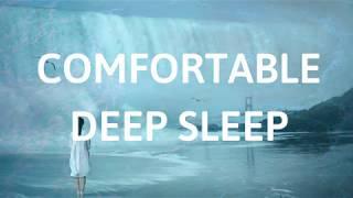 COMFORTABLE DEEP SLEEP GUIDED SLEEP MEDITATION with music, DEEP SLEEP, RELAXING SLEEP