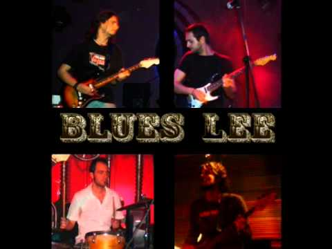 Blues Lee - As The Years Go Passing By (Live@After Dark, 13-2-2009)