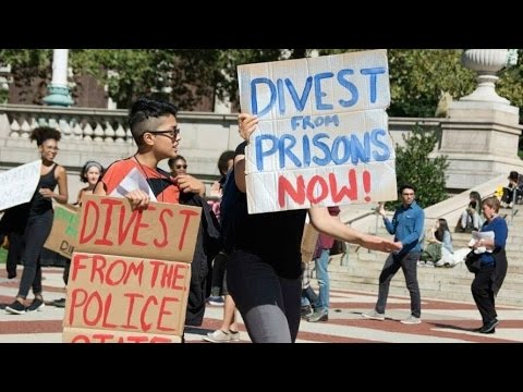 Columbia University Withdraws From Private Prison Industry