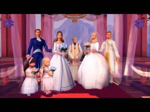 Barbie Princess and The Pauper- King Dominic and Erica