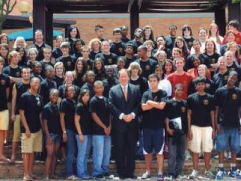 Carolinas Freedom Foundation Dedication Video