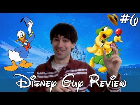 Disney Guy Review - Saludos Amigos