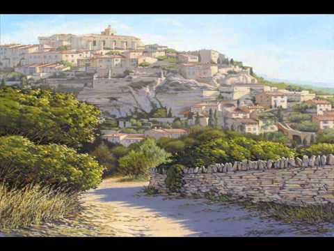 Extrêmement La Provence en Peinture - YouTube PL23