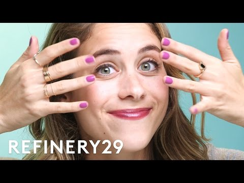 Lucie Fink's Mood Changing Nail Polish Test | Refinery29