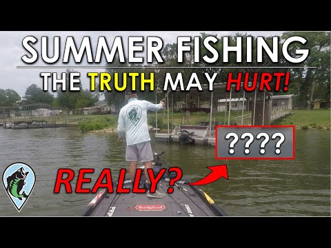 What Pros Don't Tell You About Summer Bass Fishing | Shallow Vs. Offshore Challenge