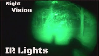 Overview: Integrating Night Vision & Infrared Lights Into Home Defense (HD)