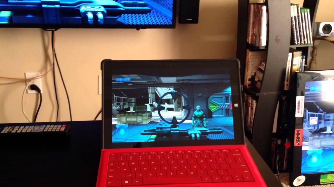 Xbox one on laptop screen hdmi