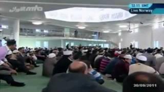neue GROßMOSCHEE in OSLO NORWEGEN - ISLAM AHMADIYYA