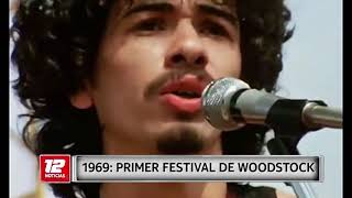 15 de Agosto - Primer Festival de Woodstock