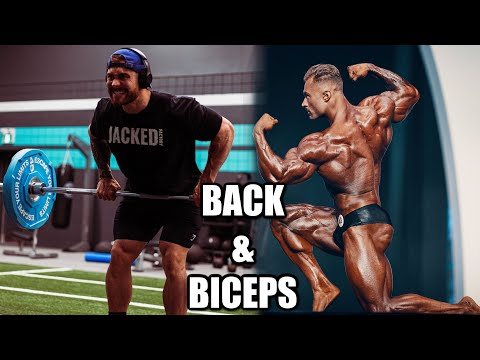 Back and Bicep Workout The Best Pull Day Destruction