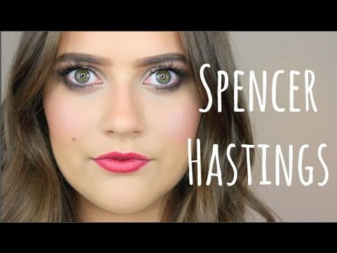 spencer hastings makeup tutorial