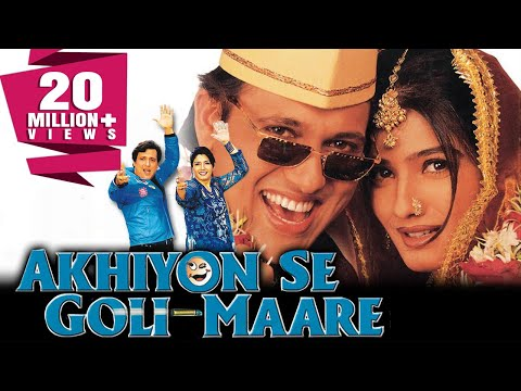 Akhiyon Se Goli Maare (2002) Full Hindi Movie | Govinda, Raveena Tandon, Kader Khan, Asrani