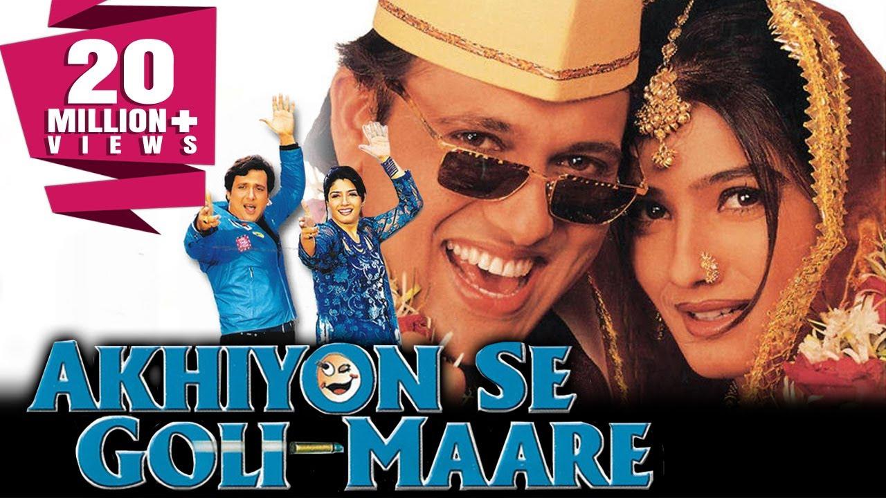 Download Akhiyon Se Goli Maare (2002) Full Hindi Movie | Govinda, Raveena Tandon, Kader Khan, Asrani