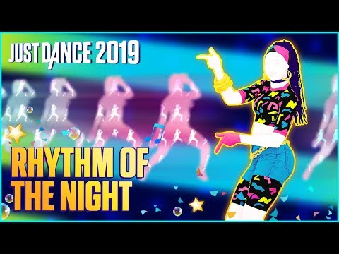 Just Dance 2019: Rhythm of the Night by Ultraclub 90 | Official Track Gameplay [US]