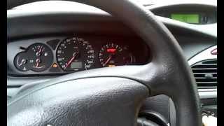 2003 Citroen C5 2.0HDI Start-Up and Full Vehicle Tour