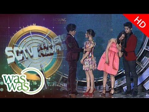 Dua Pasangan Fenomenal di SCTV Music Awards 2015 - WasWas 07 Mei 2015