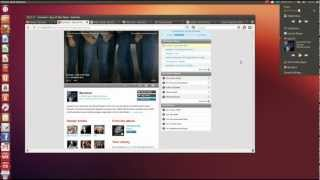 Ubuntu 12.10 final version - see what's new! (Unity)