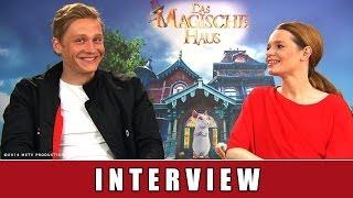 Das magische Haus - Interview | Matthias Schweighöfer | Karoline Herfurth