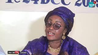 """Point de Presse - Lancement Mouvement """"Matlaboul Fawseyni"""" (Amy SEYE, Coordonatrice)"""