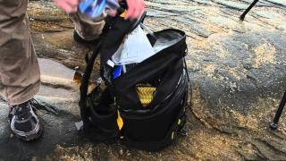 Lowepro Dryzone Rover - field demo & introduction