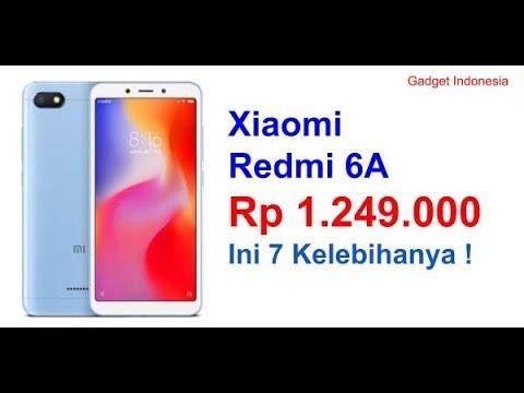 Xiaomi Redmi 6a Indonesia Info Spesifikasi Dan Harga Youtube