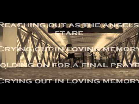 Bullet For My Valentine - In Loving Memory (Lyric video)