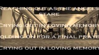 Bullet For My Valentine - In Loving Memory (Lyric video)