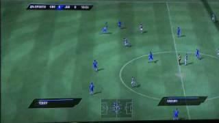 FIFA Soccer 10 GC 09 Field Gameplay Cam
