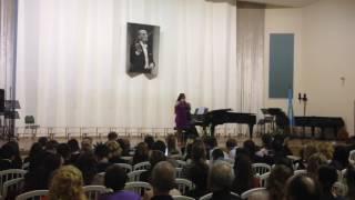 К. Стамиц Концерт Соль мажор, 2-я часть