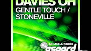 DAVIES OH - Gentle touch / Stoneville (Asgard Record)