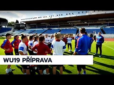 Česká reprezentace WU19 se připravuje na kvalifikaci ME