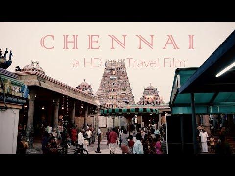 A little bit of Chennai - an HD Travel Film #Chennai #TamilNadu #IncredibleIndia