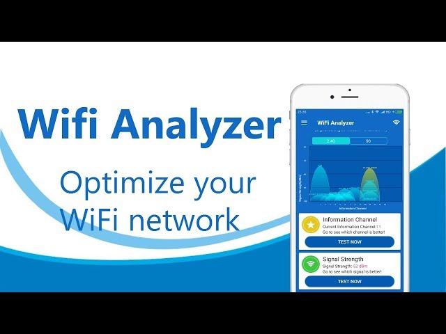 WiFi Analyzer - Network Analyzer 1 0 21 Apk Download - com