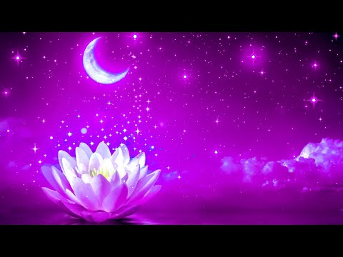 12 Hours Of Healing Sleep Music ★︎ Body Mind Restoration ★︎ Stress Relief, Delta Waves Meditation