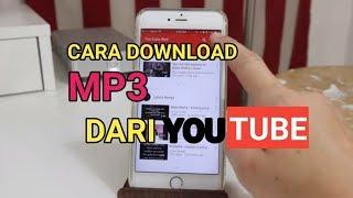 CARA CEPAT DOWNLOAD MP3 DARI YOUTUBE TANPA APLIKASI