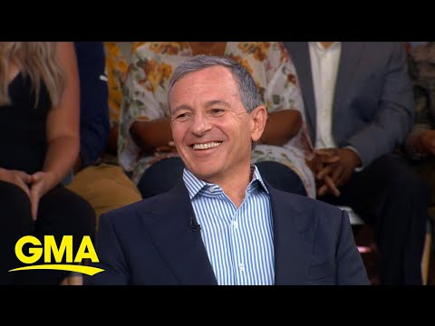 1-on-1 with Bob Iger l GMA
