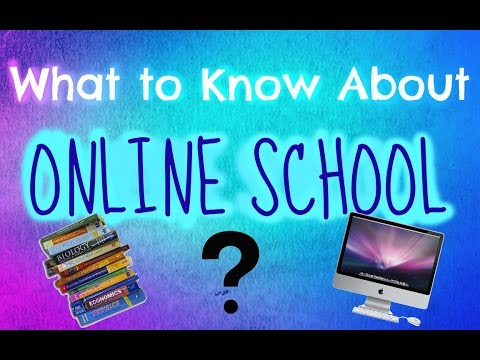 My Experience with Online School (Pros and Cons)