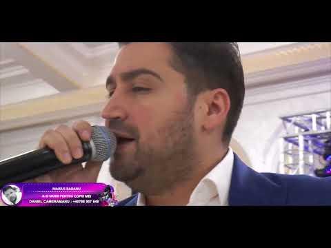 Marius Babanu - A-si murii pentru copii mei New Live 2018