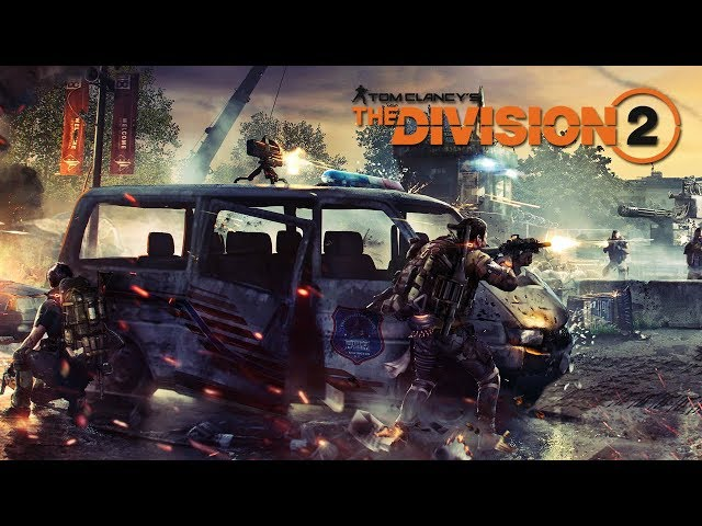 Streets of D.C. | Tom Clancy's The Division 2 Beta Gameplay